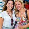 Photo by Tony Powell. Danielle Viera, Kristin Sempeles. Kastles VIP Reception. Kastles Stadium. July 7, 2010